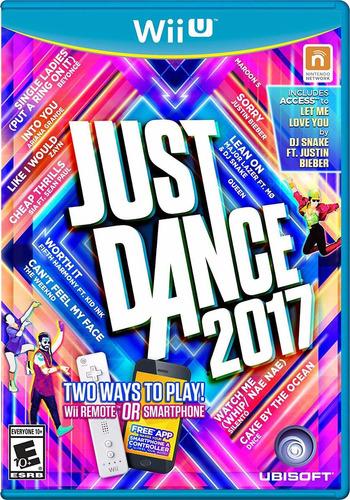 ¡¡¡ just dance 2017 para wii u en wholegames !!!