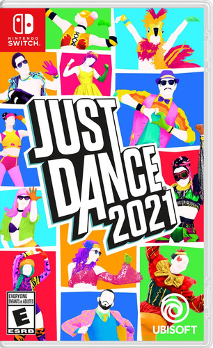 ..:: just dance 21 ::.. switch en game center