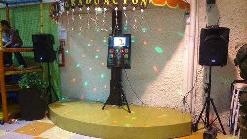 -karaoke fiesta renta rockola