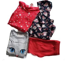 Kit De Inverno Rovitex ,roupa Para Crianças