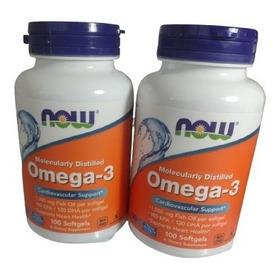 Kit Suplementos   Omega 3 Importado