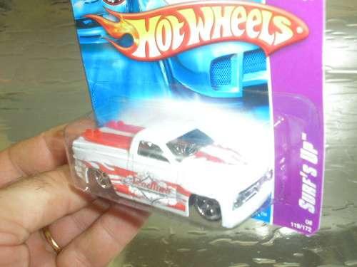 ( l - 120 ) hot wheels pick-up switchback