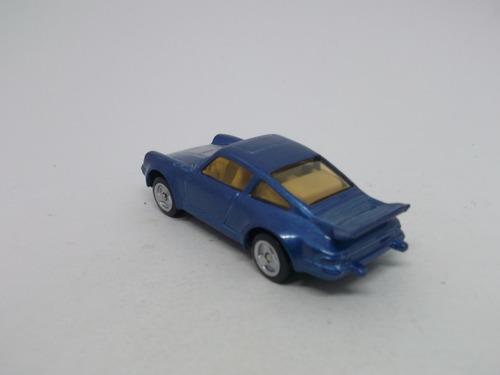 ( l - 150 ) maisto antigo miniatura do porsche 911 turbo