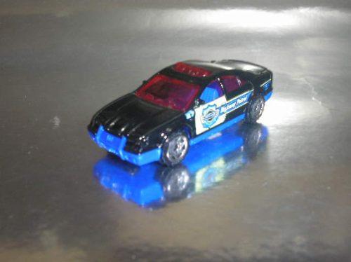 ( l - 150 ) matchbox carro de polícia  highway patrol