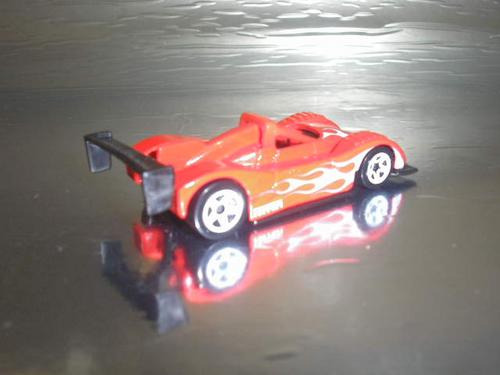(  l - 200 ) hot wheels ferrari 333 sp