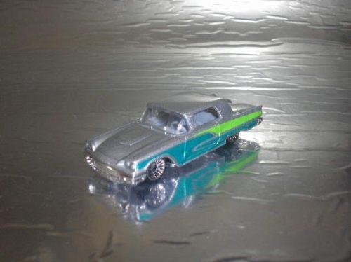 ( l - 200 ) hot wheels ford thunderbird 1958