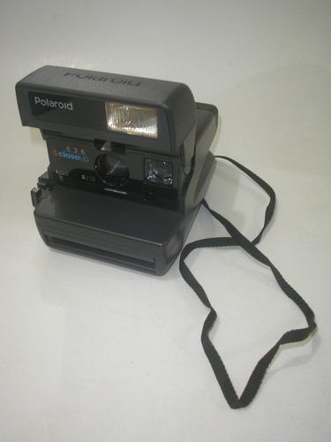 ( l - 270 )  câmera polaroid 636 close up