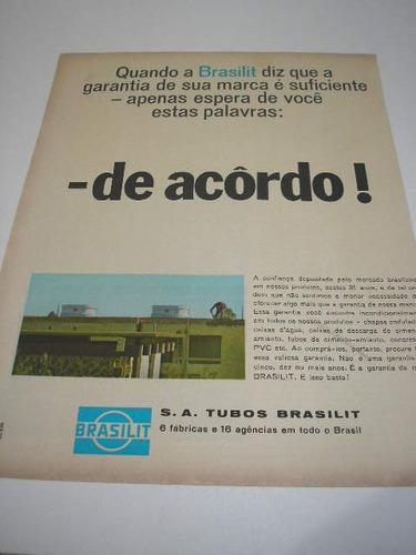 ( l - 290 ) propaganda antiga indústria brasilit  # 4