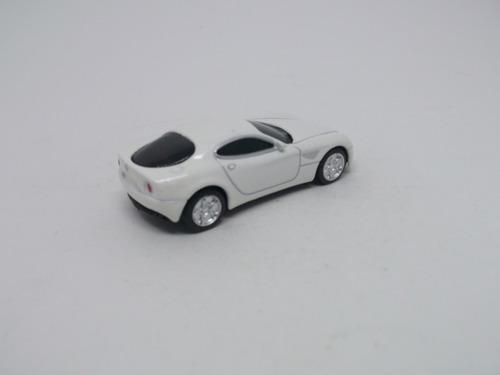 ( l - 360 ) kyosho 02 ( duas ) miniaturas do alfa romeo # 5