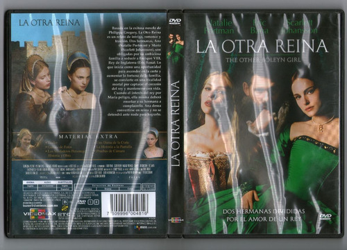 .: la otra reina :. dvd seminuevo !!!