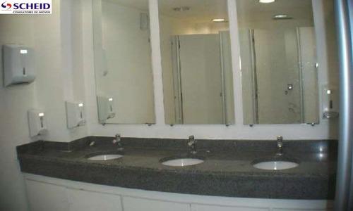 ** laje inteira de 517 m², excelente para advocacia, empresa de cobrança, contabilidade e outro, - mc3249