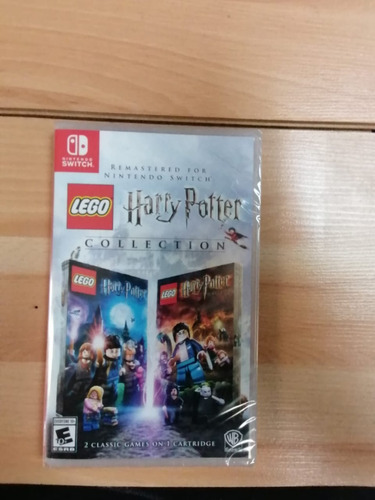..:: lego harry potter collection ::.. switch en game center