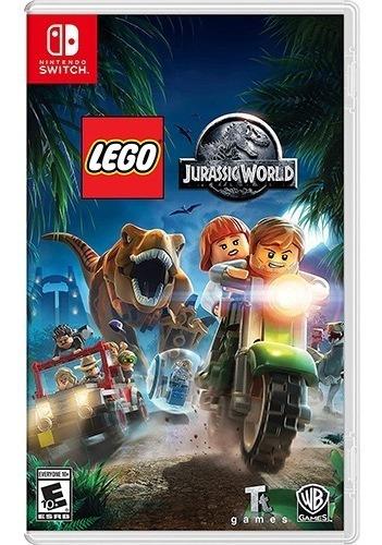 ..:: lego jurassic world ::.. switch  en game center