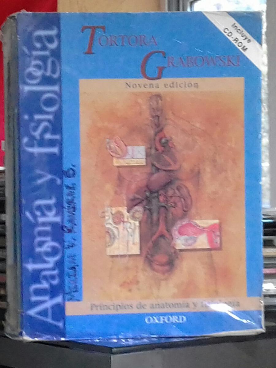 Libro Anatomía Y Fisiología- Tortora Grabowski - $ 658.00 en Mercado ...