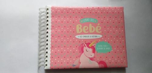 ** libro del bebe nena ** album para completar con fotos ry