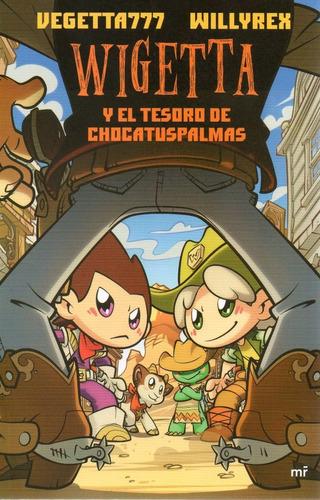-libro(l)- wigetta - vegetta willyrex