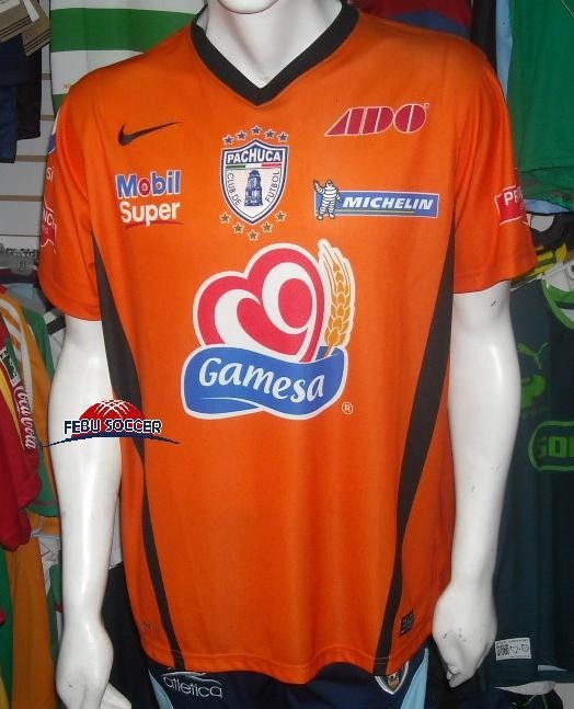 ºº Liquidacion Camiseta Visita Pachuca Nike ºº -   450.00 en Mercado ... da5c50c952271