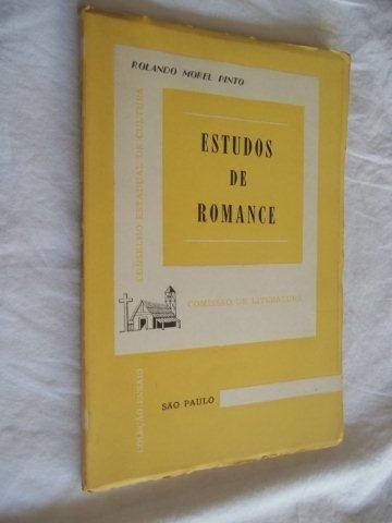 * livr0s - estudos de romance - literatura nacional