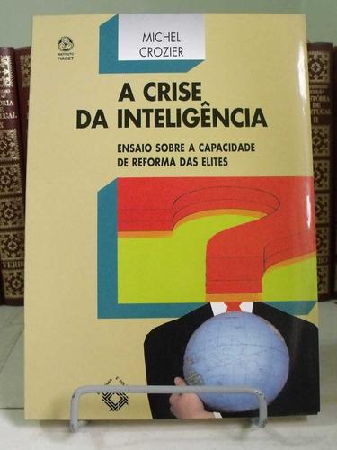 * livro - a crise da inteligência