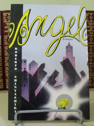 * livro - angel - roberto shinyashiki