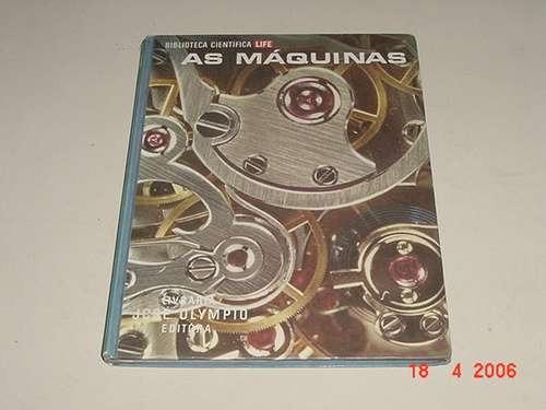 * livro -   as máquinas   - ilustrado - 200 páginas *