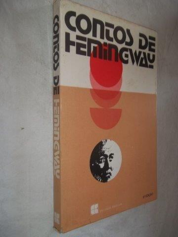 * livro - contos de heminewau - literatura estrangeira