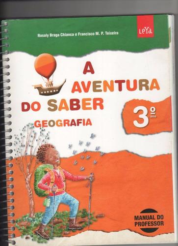 * livro do professor geografia 3º ano a aventura do saber b6