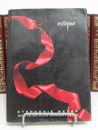 * livro - eclipse - stephenie meyer