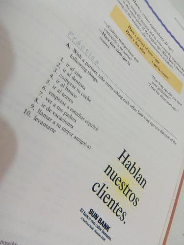 * livro espanhol para americano cómo se dice? jarvis b8