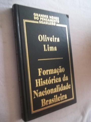 * livro - formação histórica da nacionalidade brasileira