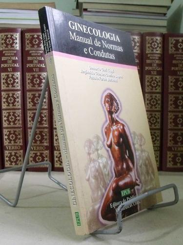 * livro - ginecologia manual de normas e condutas