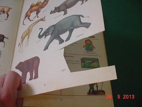 * livro infantil para aprendizado do francês - ilustrado *