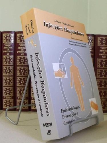 * livro - infecções hospitalares: epidemiologia, prevenção..