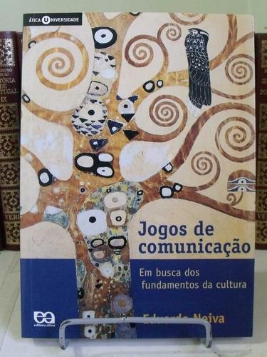 * livro - jogos de comunicação - em busca dos fundamentos...