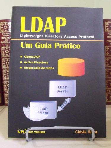 * livro - ldap um guia prático - clóvis sena