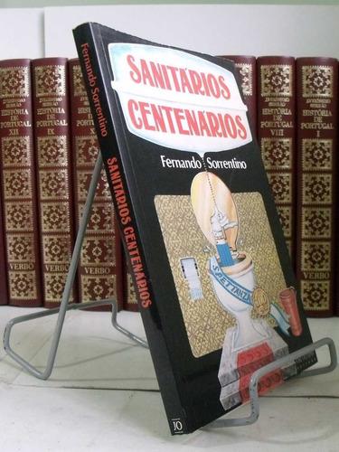 * livro - sanitários centenários