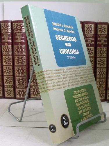 * livro - segredos em urologia 2ºedição