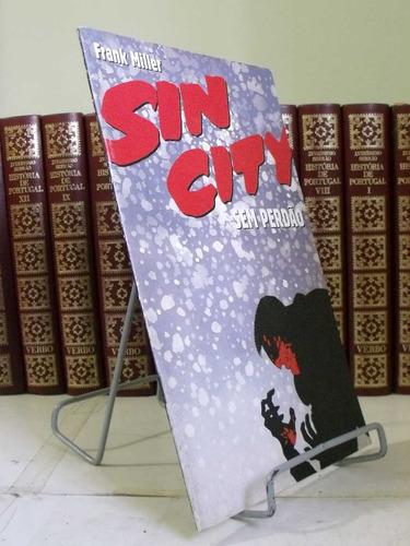 * livro - sin city. sem perdão