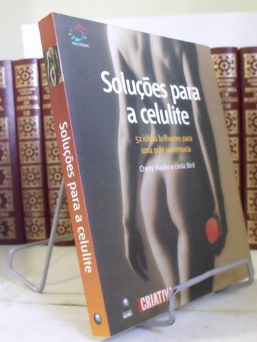 * livro - soluções para a celulite. 52 ideias brilhantes...
