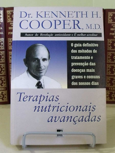 * livro - terapias nutricionais avançadas - dr. kenneth h. c