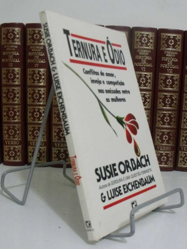 * livro - ternura e ódio - eichenbaum luise e susie orbach
