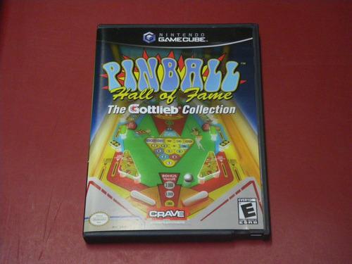 * longaniza games * game cube pinball hall of fame *********