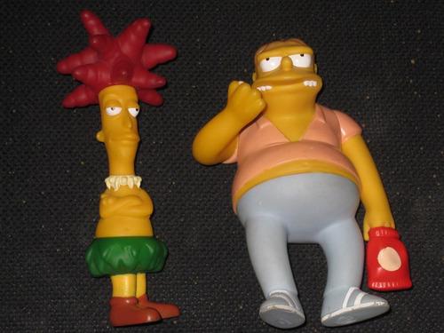 * los simpsons * barney & bob patiño figuras