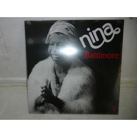 Lp Nina Simone - Baltimore 1978 Lacrado Usa