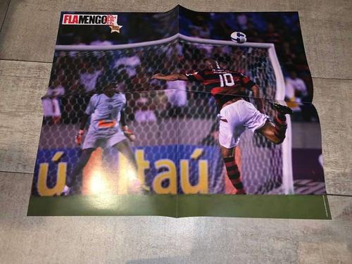 +m+ revista oficial do flamengo # 01 - adriano