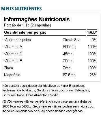 : maca peruana 60 capsulas 550 mg