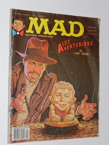 * mad les aventuriers - edition francaise --   c22. e8