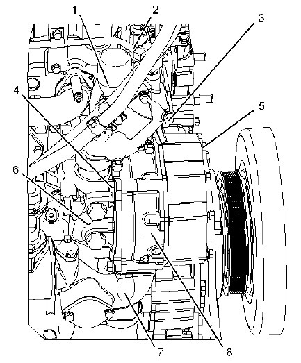 C 15 Cat Engine Diagram