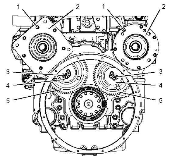 Manual De Desarme Y Armado Motor Cat C15 C18