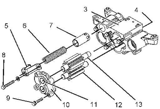 Magnificent Manual De Desarme Y Armado Motor Cat C15 C18 70 00 En Mercado Libre Wiring Digital Resources Otenewoestevosnl